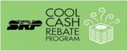 SRP Cool Cash Rebate Program