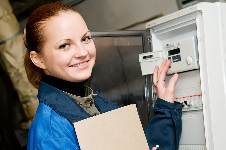 Setting Your Furnace to On or Auto In Arizona