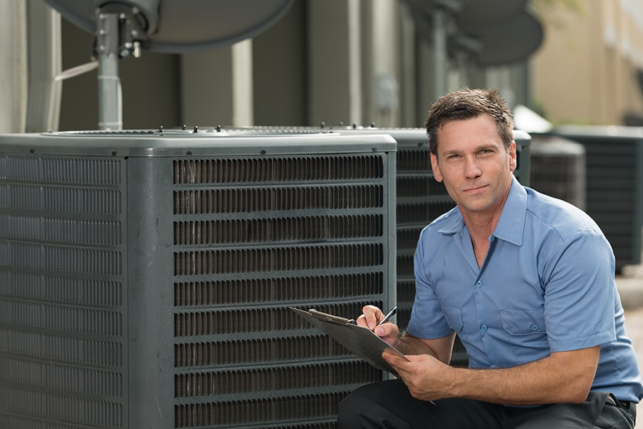 Air Conditioning Components in Scottsdale Airizona