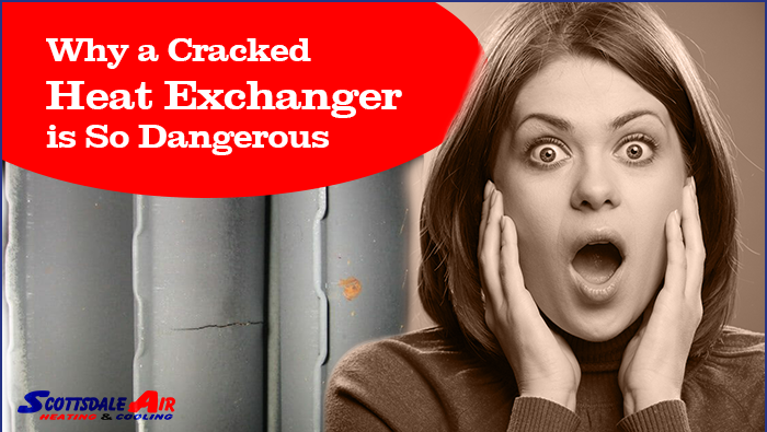 Why a Cracked Heat Exchanger is So Dangerous