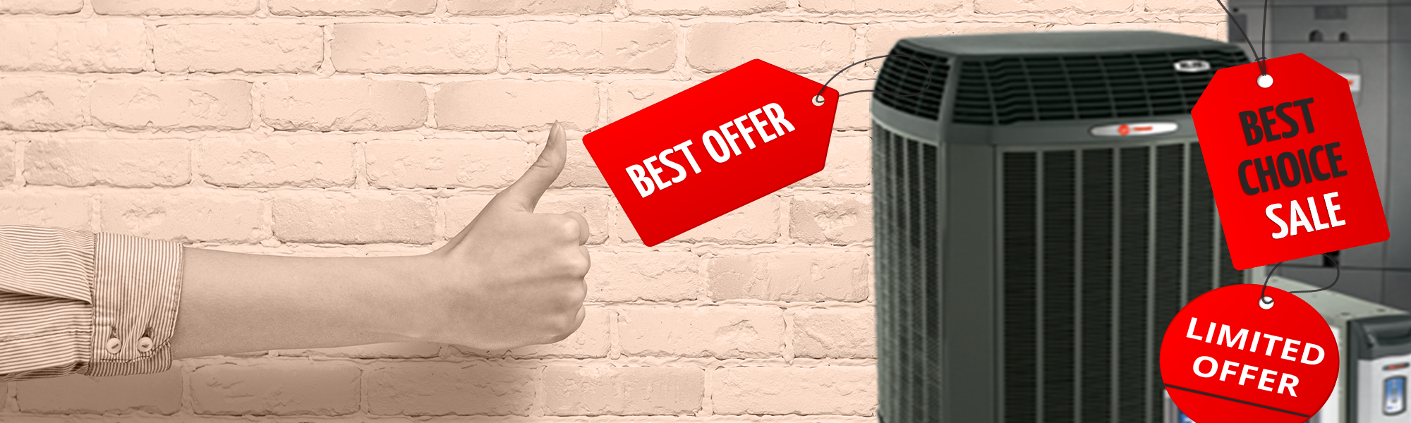 HVAC Specials, Rebates & Offers