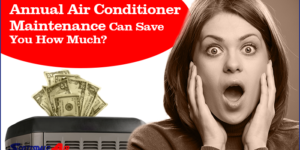 Annual Air Conditioner Maintenance Can Save You How Much?