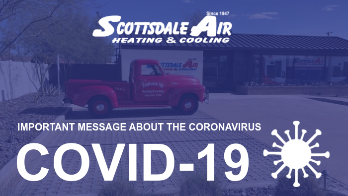 Important Message About COVID-19/Coronavirus