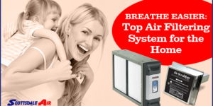 Breathe Easier: Top Air Filtering System for the Home