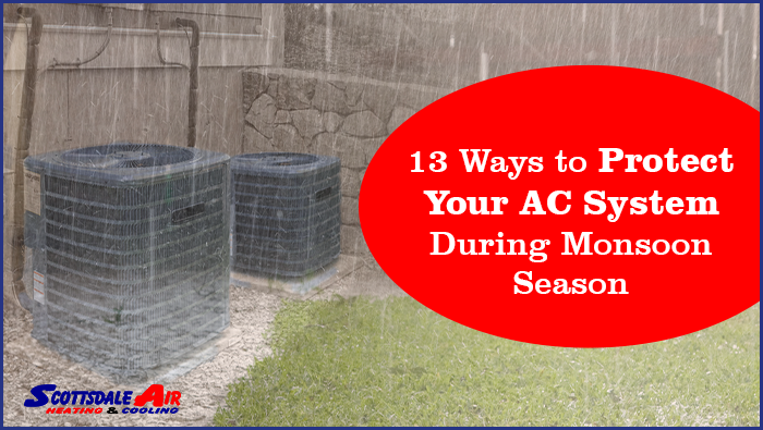 13 Ways to Protect Your AC System During Monsoon Season