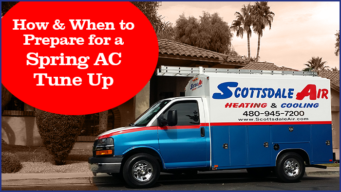 How and When to Prepare for a Spring AC Tune-Up